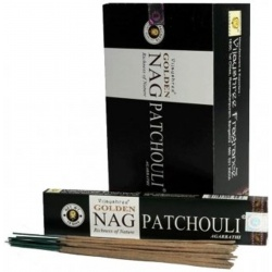 Golden Nag Patchouli 12x15g