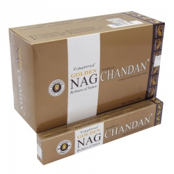Golden Nag Chandan 12x15g
