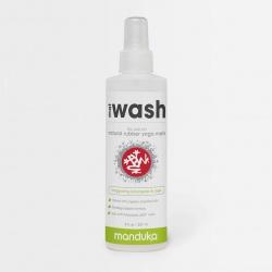 Manduka Mat Wash Spray - For Natural Rubber Mats 227ml Lemongrass, Sage