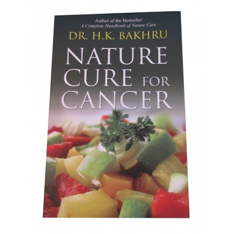 Nature Cure for Cancer - Engels
