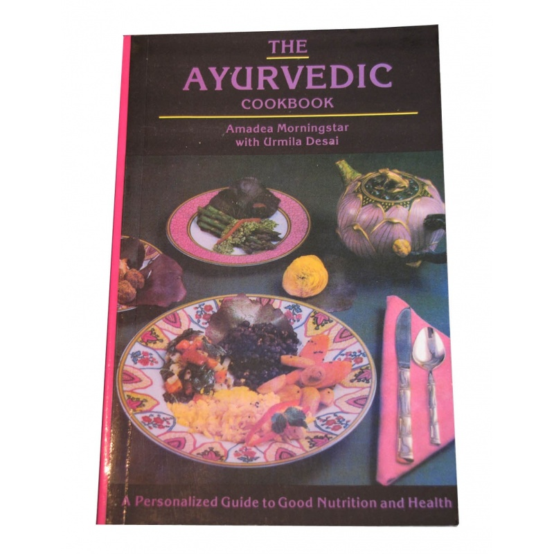 The Ayurvedic Cookbook Engels