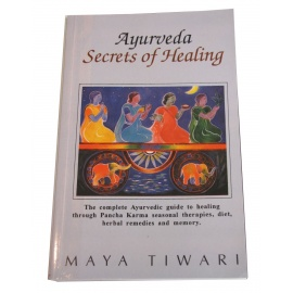 Ayurveda Secrets of Healing - Engels