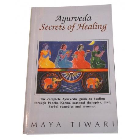 Ayurveda Secrets of Healing - Engels