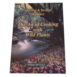 The Art of Cooking with Wild Plants - Engels