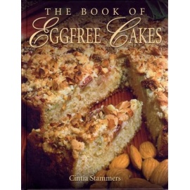 The book of Eggfree Cakes - Engels