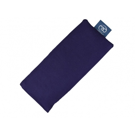 Organic Cotton Lavender Eye Pillow - Purple