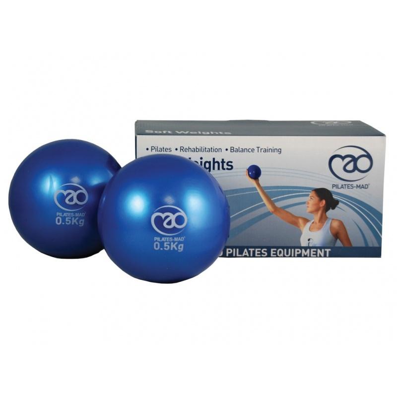 Pilates Gewicht Ballen 0 5kg