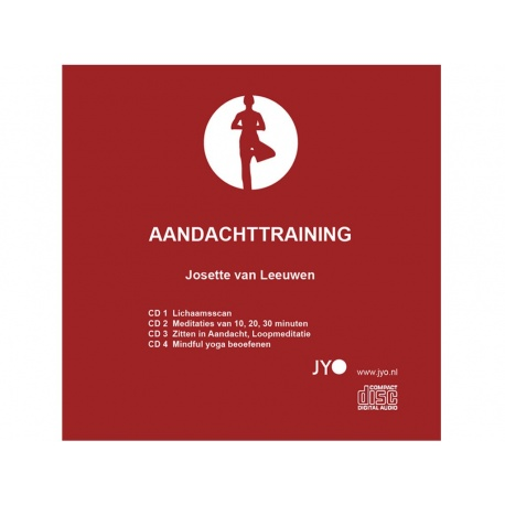 JYO Aandacht Training 4 cd's