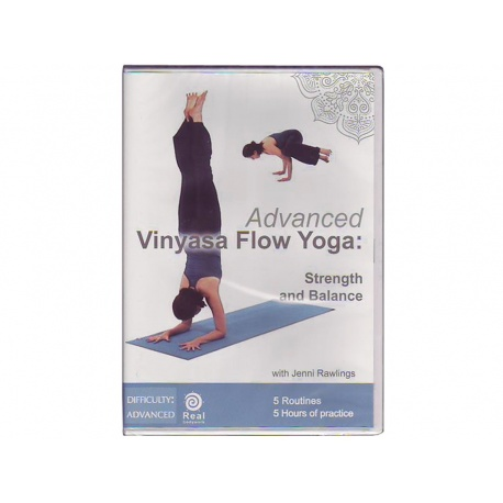 Vinyasa Flow Yoga: Advanced