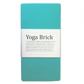 Varsana Yoga Brick Cover