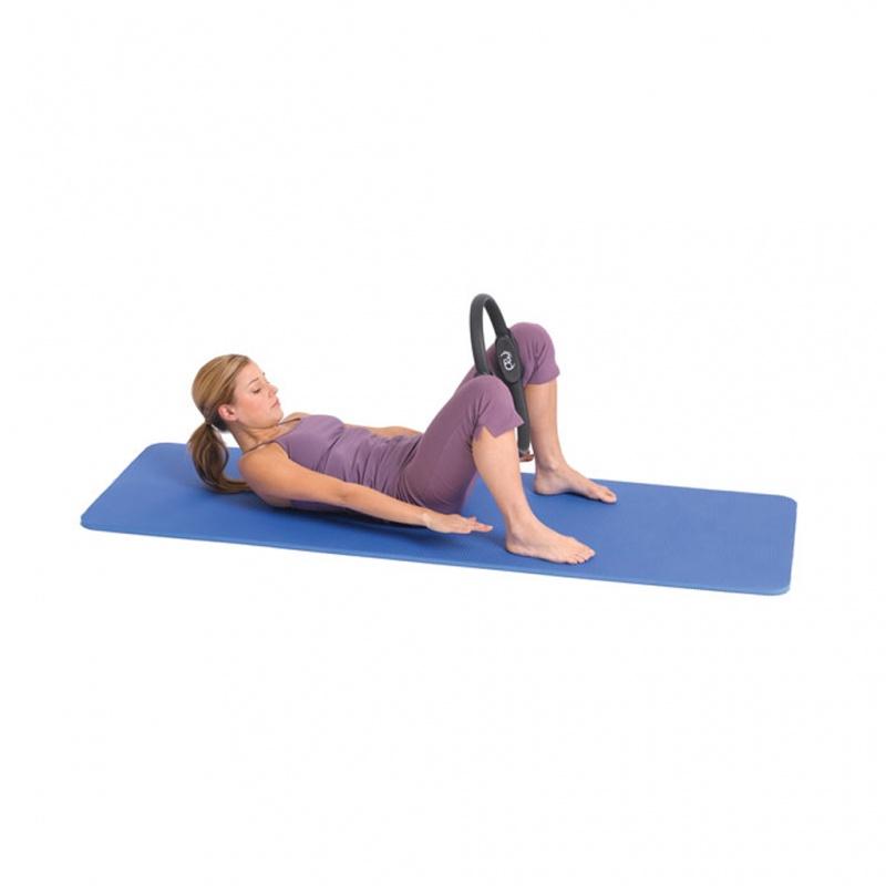 Pilates Weerstandsring Resistance Ring Met Dubbele Handvaten