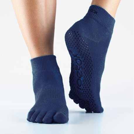 Yogasokken ToeSox Donker Blauw