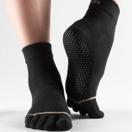 Yogasokken ToeSox Zwart