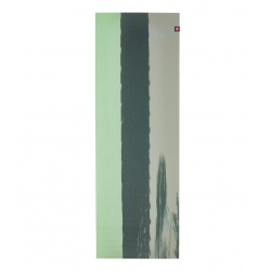 eKO SuperLite Travel Mat Green Ash Stripe